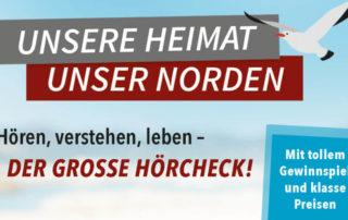 """""""UNSERE HEIMAT UNSER NORDEN""""– TOUR"""