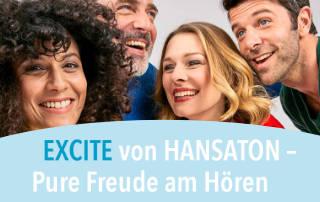 Vorschau - EXCITE by HANSATON